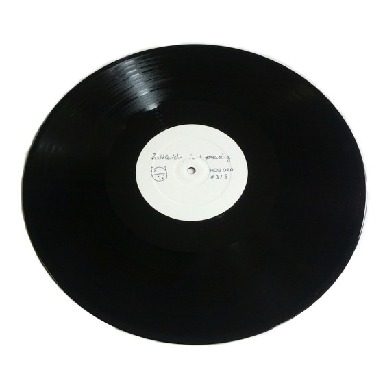 Jamie Hay - King Of The Sun - Test Pressing
